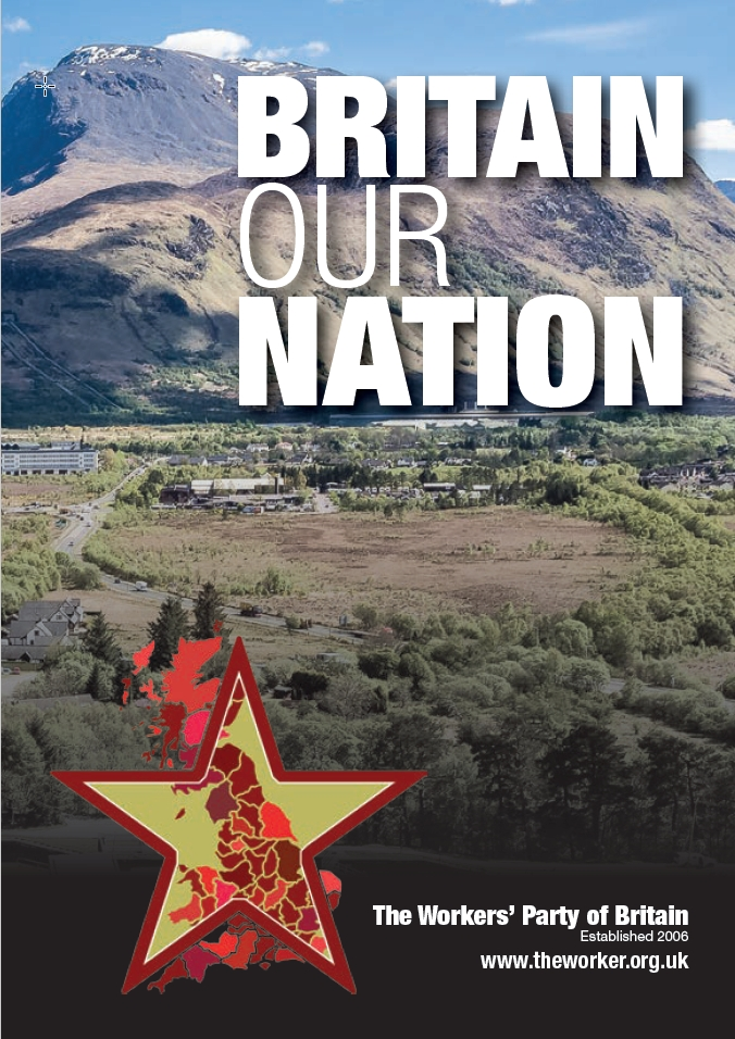 Britain, Our Nation Cover
